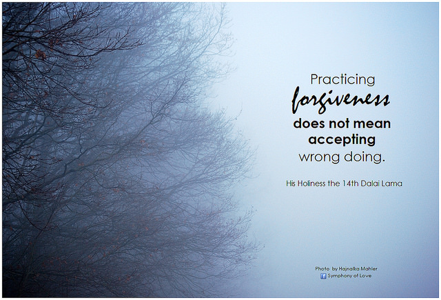 forgiveness for healing the heart